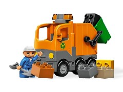 Lego 5637 Garbage Truck additional image 6