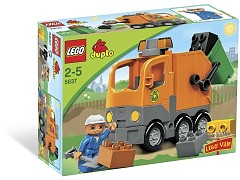Lego 5637 Garbage Truck additional image 7