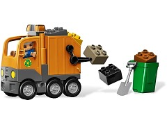 Lego 5637 Garbage Truck additional image 11