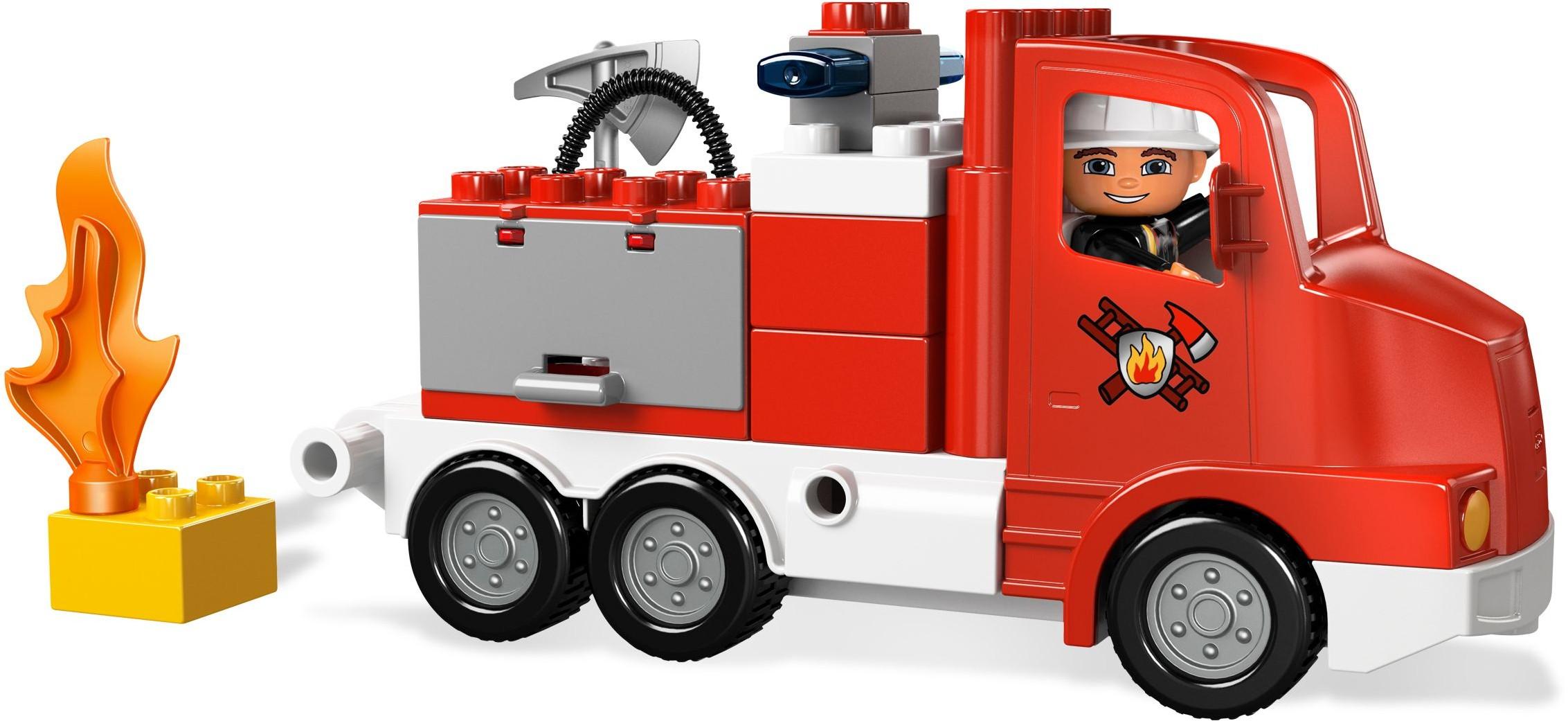 5682 1 Fire Truck