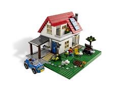 Lego 5771 Hillside House additional image 2