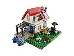 Lego 5771 Hillside House additional image 3