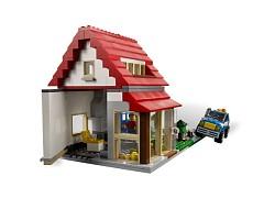 Lego 5771 Hillside House additional image 7