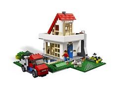 Lego 5771 Hillside House additional image 8