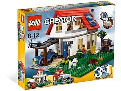 Lego 5771 Hillside House additional image 10