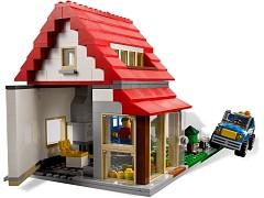 Lego 5771 Hillside House additional image 12