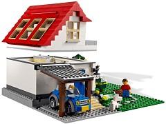 Lego 5771 Hillside House additional image 14