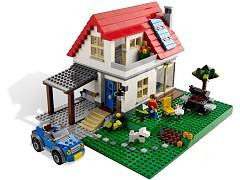 Lego 5771 Hillside House additional image 15