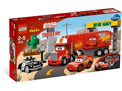 Lego 5816 Mack's Road Trip additional image 7