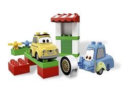 Lego 5818 Luigi's Italian Place additional image 5