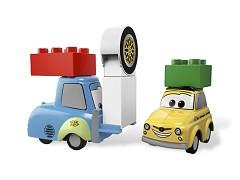 Lego 5818 Luigi's Italian Place additional image 7