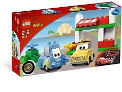 Lego 5818 Luigi's Italian Place additional image 8