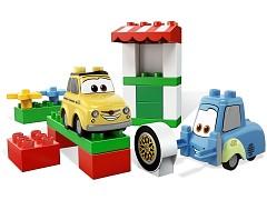 Lego 5818 Luigi's Italian Place additional image 9