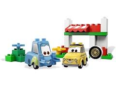 Lego 5818 Luigi's Italian Place additional image 12