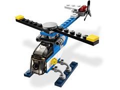 Lego 5864 Mini Helicopter additional image 11