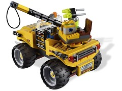 Конструктор LEGO (ЛЕГО) Dino 5884  Raptor Chase