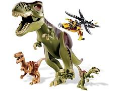 Конструктор LEGO (ЛЕГО) Dino 5887  Dino Defense HQ
