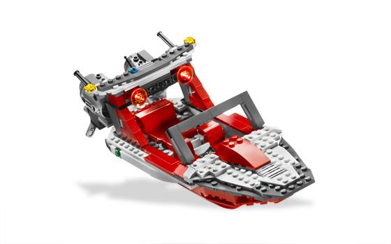 Lego 5892 sonic boom - Lego sonic boom ...
