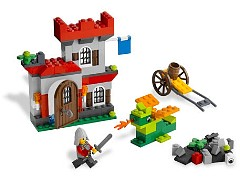 Lego 5929 Knight and Castle Building Set additional image 2