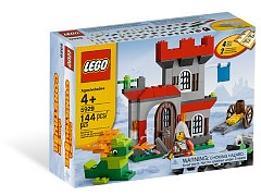 Lego 5929 Knight and Castle Building Set additional image 4