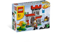 Lego 5929 Knight and Castle Building Set additional image 8
