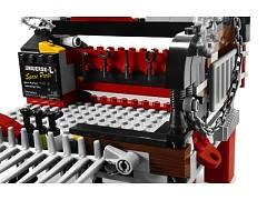 Конструктор LEGO (ЛЕГО) Space 5980  Squidman's Pitstop