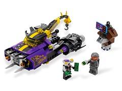 Конструктор LEGO (ЛЕГО) Space 5982  Smash 'n' Grab