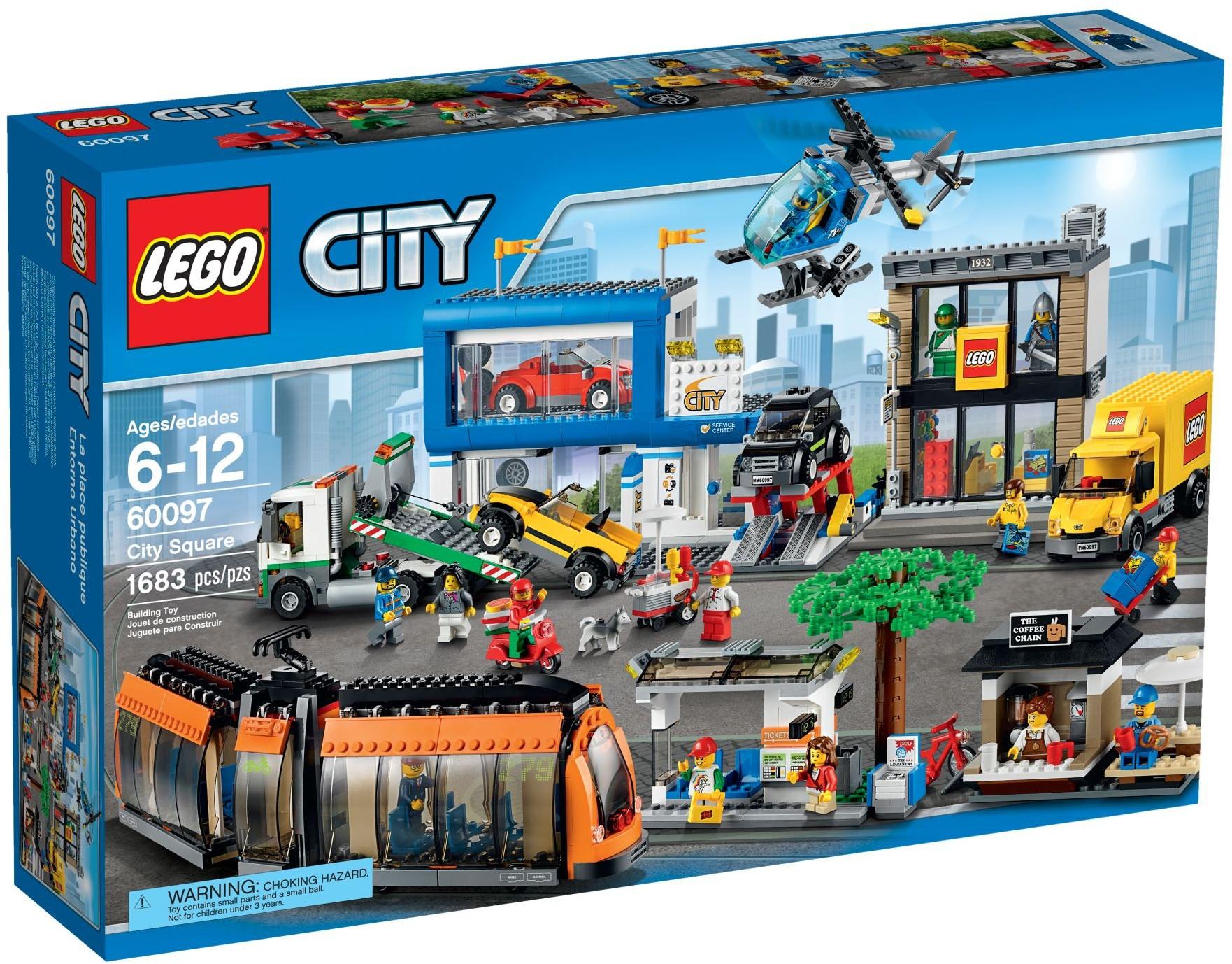 ma collection de lego - depuis quelques années, je présente par le