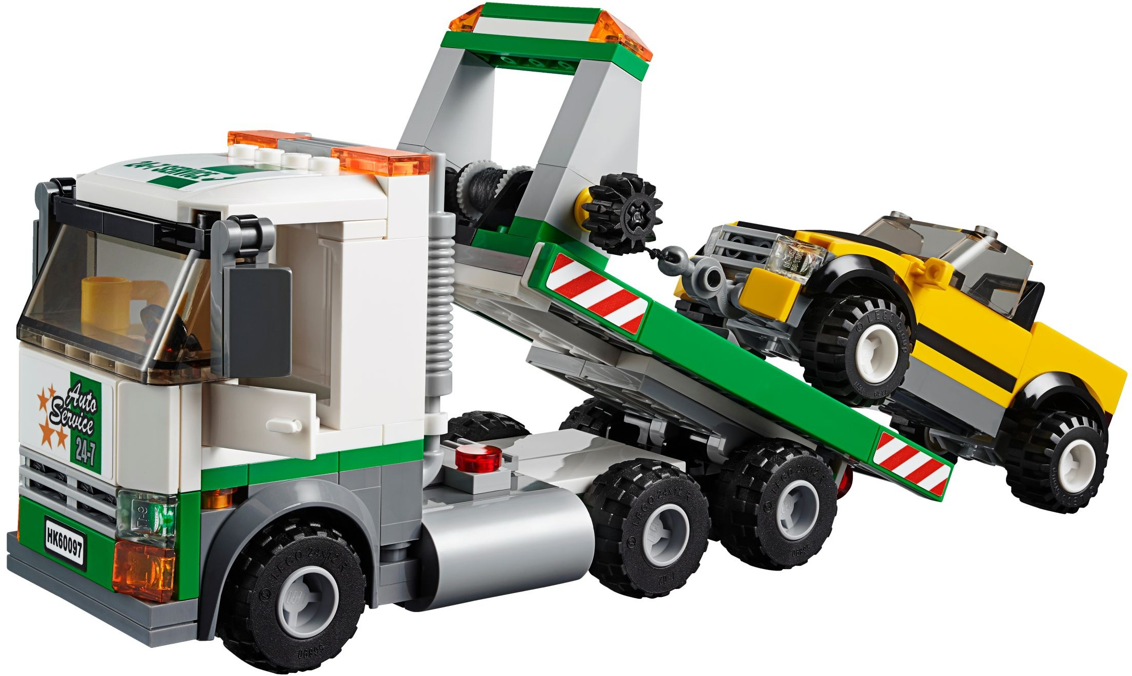 The economy of lego city brickset lego set guide and database - Lego city police camion ...