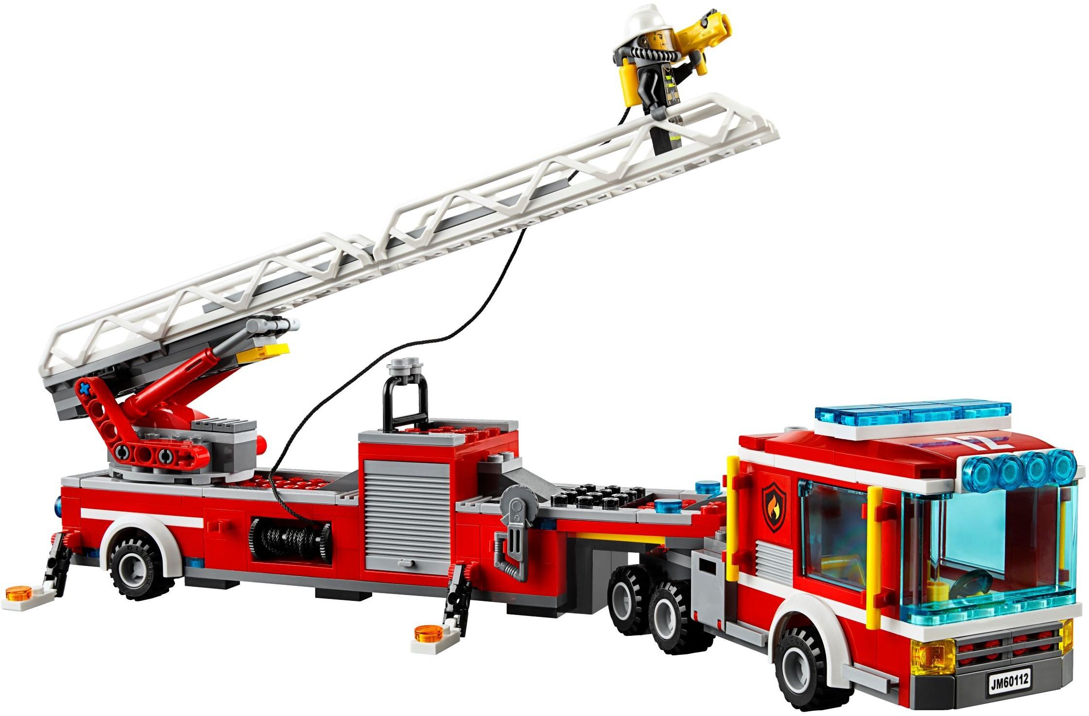 Lego 60112 Fire Engine