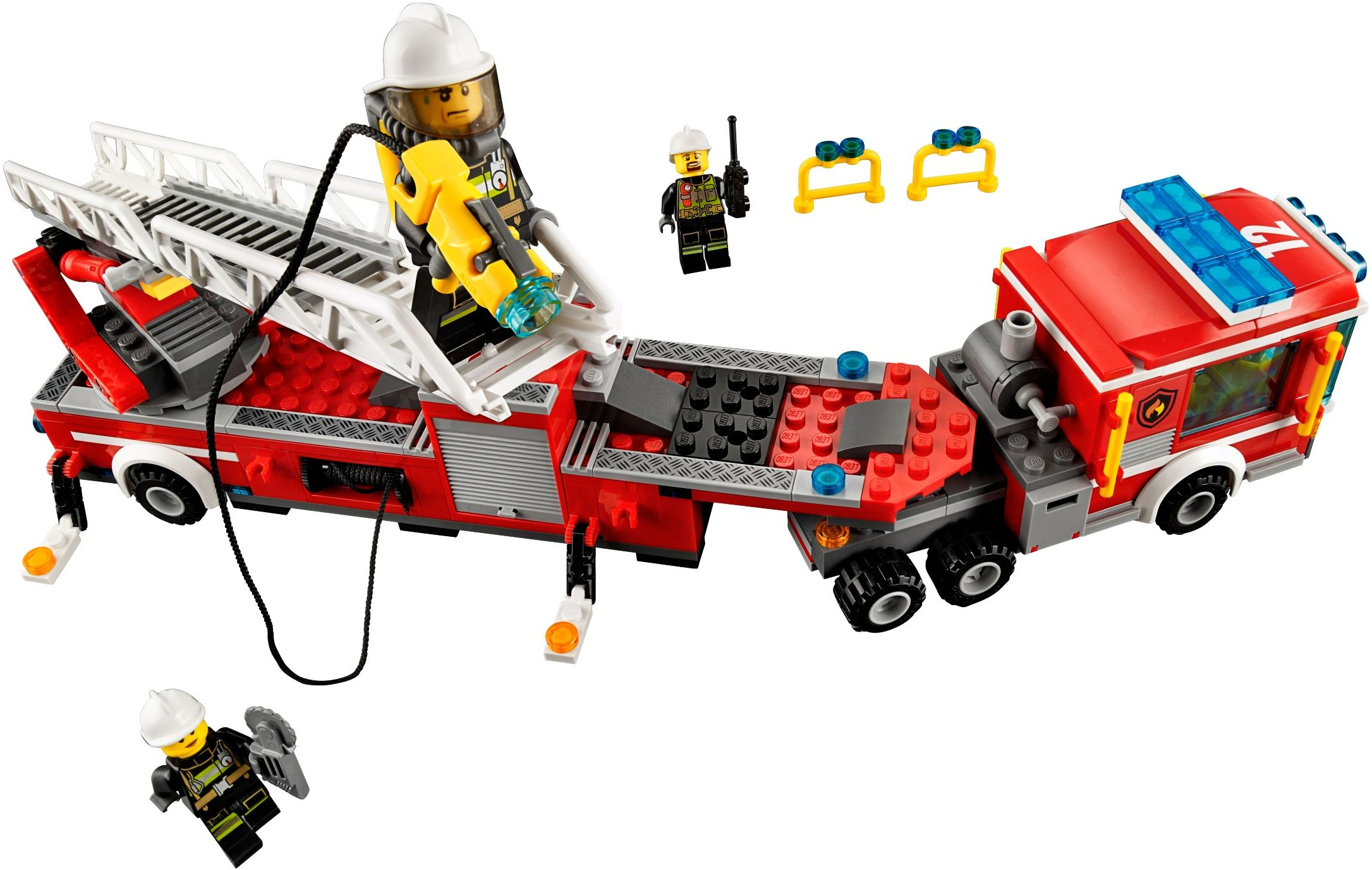 Lego Firefighter Building Set