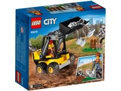 Конструктор LEGO (ЛЕГО) City 60219 Строительный погрузчик Construction Loader