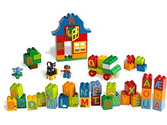 Lego 6051 Play with Letters Set additional image 2
