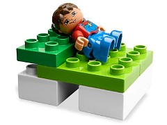 Lego 6051 Play with Letters Set additional image 6
