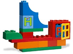 Lego 6051 Play with Letters Set additional image 7