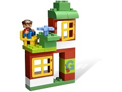 Lego 6051 Play with Letters Set additional image 10