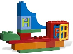 Lego 6051 Play with Letters Set additional image 12