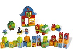 Lego 6051 Play with Letters Set additional image 13