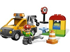 Lego 6146 Tow Truck additional image 7