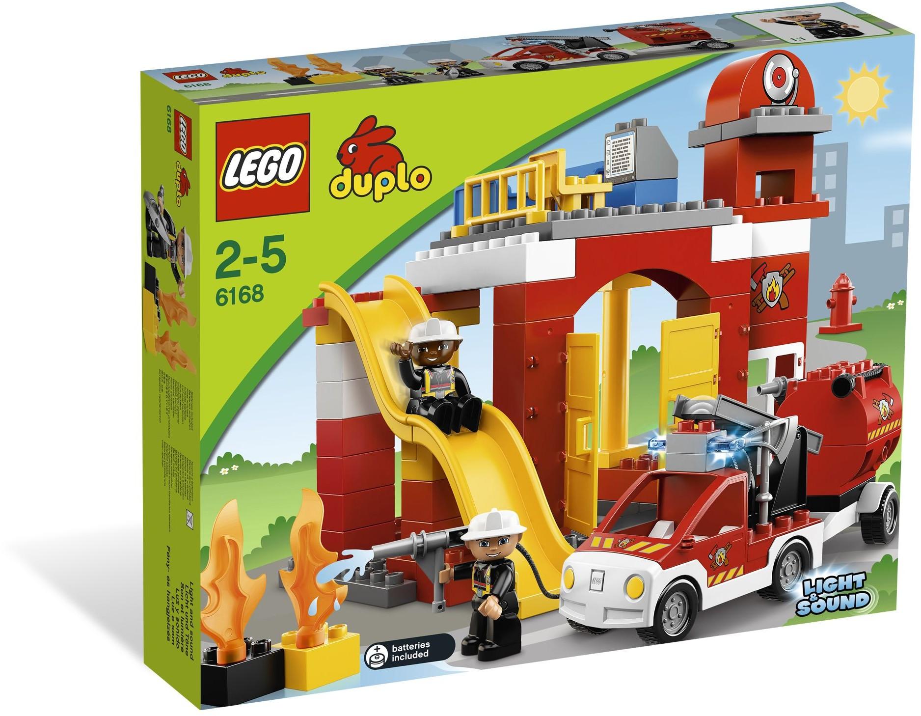 Lego 6168 Fire Station