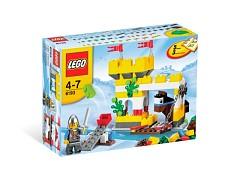 Дополнительное изображение 4 набора Лего 6193 Castle Building Set