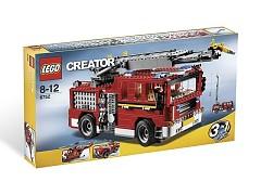 Дополнительное изображение 4 набора Лего 6752 Fire Rescue
