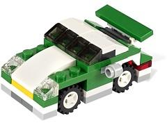Дополнительное изображение 6 набора Лего 6910 Mini Sports Car
