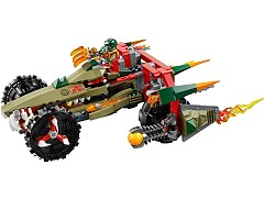 Lego 70135 Cragger's Fire Striker additional image 3