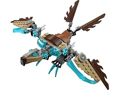Lego 70141 Vardy's Ice Vulture Glider additional image 4