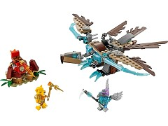 Lego 70141 Vardy's Ice Vulture Glider additional image 8