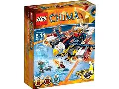 Lego 70142 Eris' Fire Eagle Flyer additional image 2