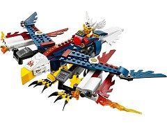 Lego 70142 Eris' Fire Eagle Flyer additional image 3