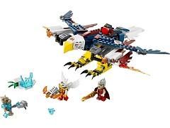Lego 70142 Eris' Fire Eagle Flyer additional image 8