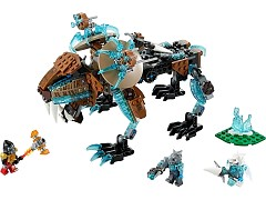 Lego 70143 Sir Fangar's Sabre-Tooth Walker additional image 10